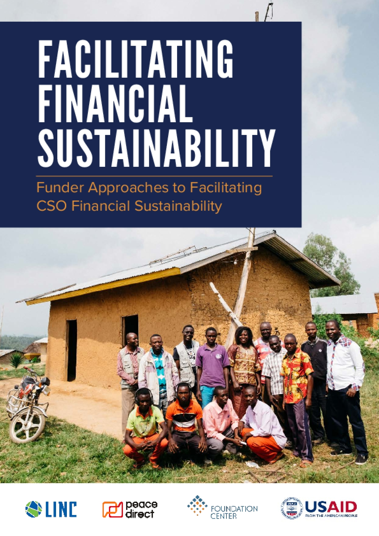 Facilitating Financial Sustainability: Funder Approaches