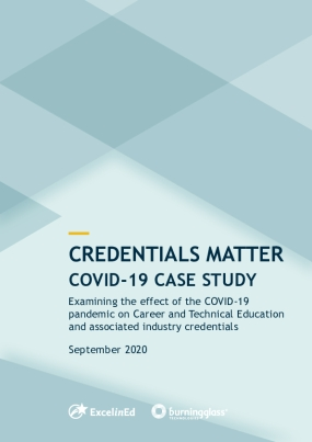 Credentials Matter: COVID-19 Case Study