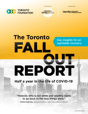 The Toronto Fallout Report
