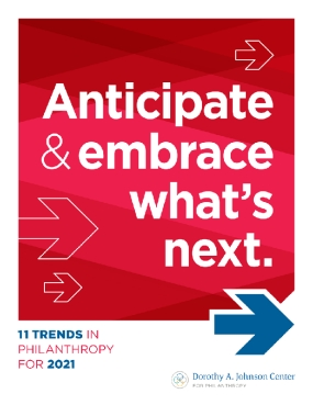 11 Trends in Philanthropy for 2021