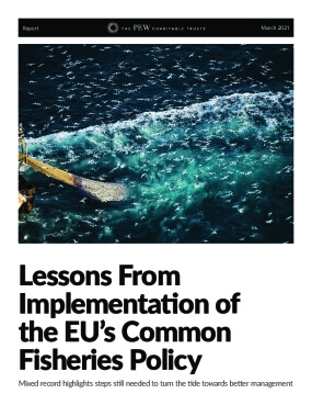 Lessons From Implementation of the EU's Common Fisheries Policy